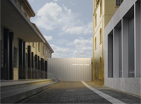 Maina architetti appartamento privato via cappellini for Largo isarco 2 milano